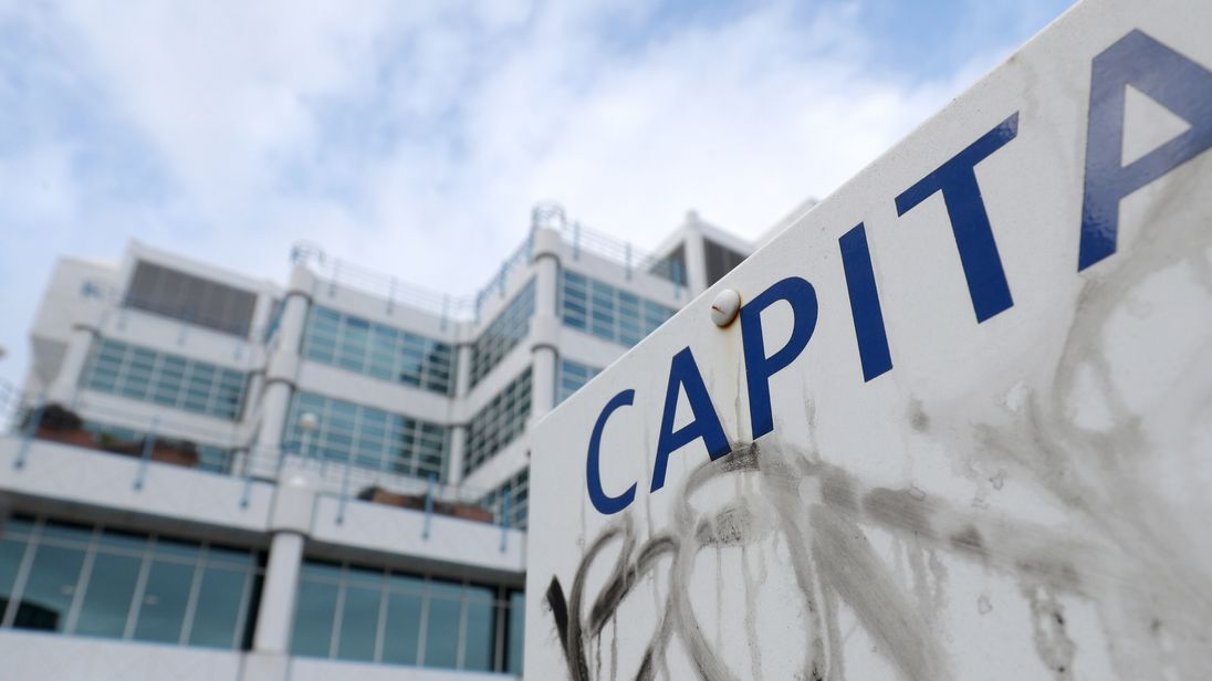 Capita has announced a transformation plan to shore up its finances