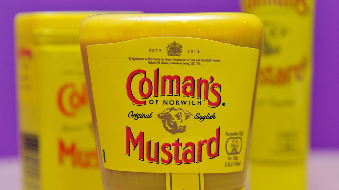 Colman's Mustard site in Norwich to close after 160 years, says Unilever