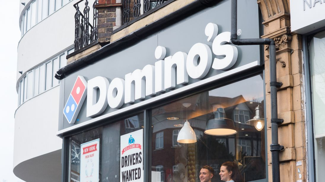 Domino's expects bigger slice of annual profits as sales grow