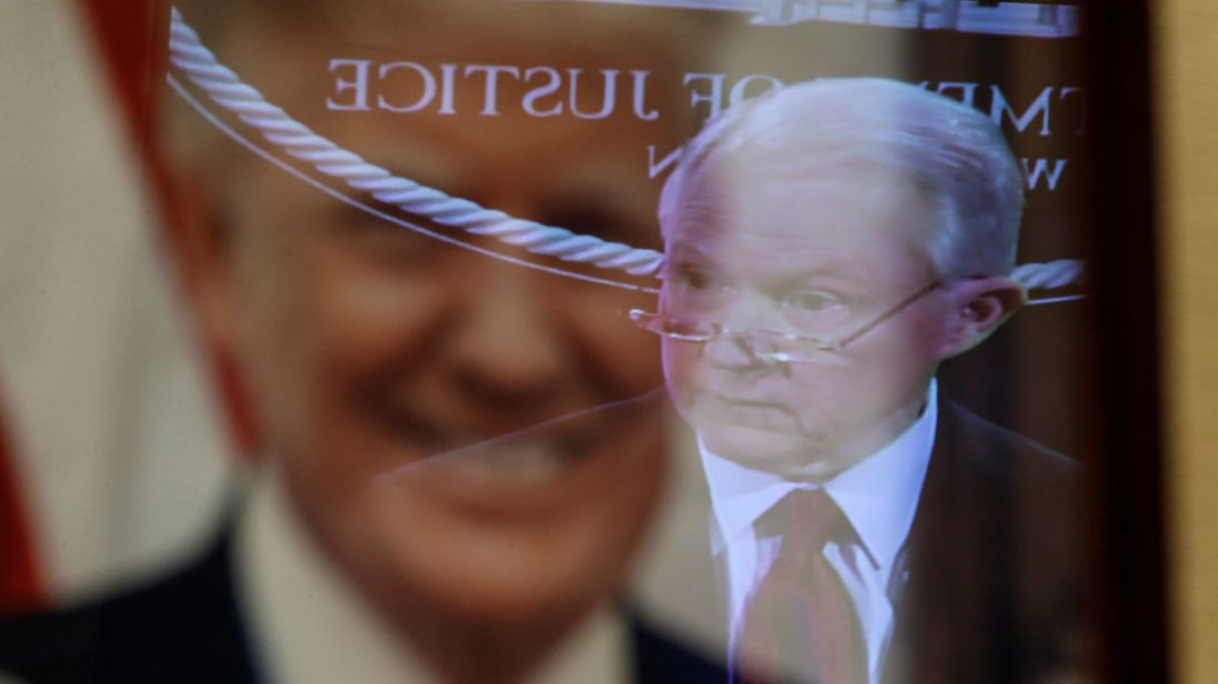 Sessions Interviewed By Special Counsel Robert Mueller As Part Of Russia Inquiry
