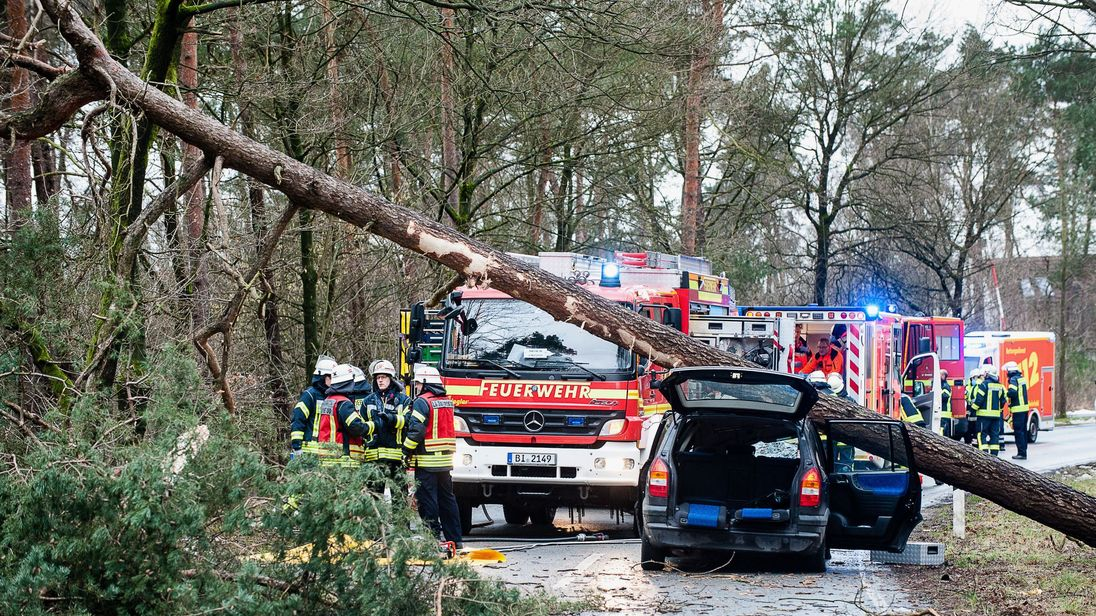 Germany tallies storm damage as fatalities mount