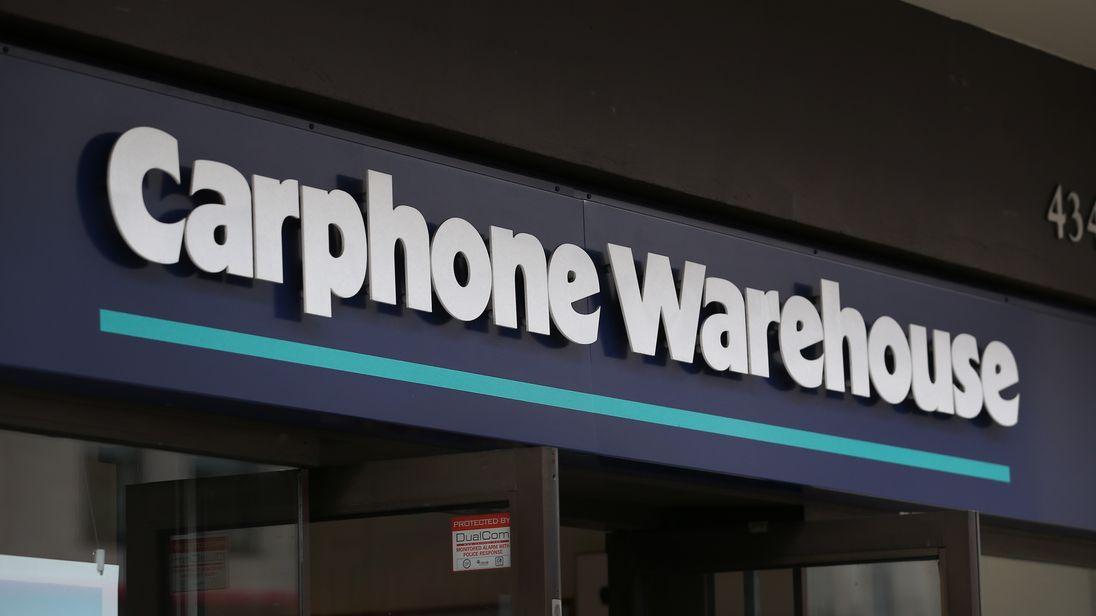 Carphone Warehouse fined £400000 over 2015 data breach