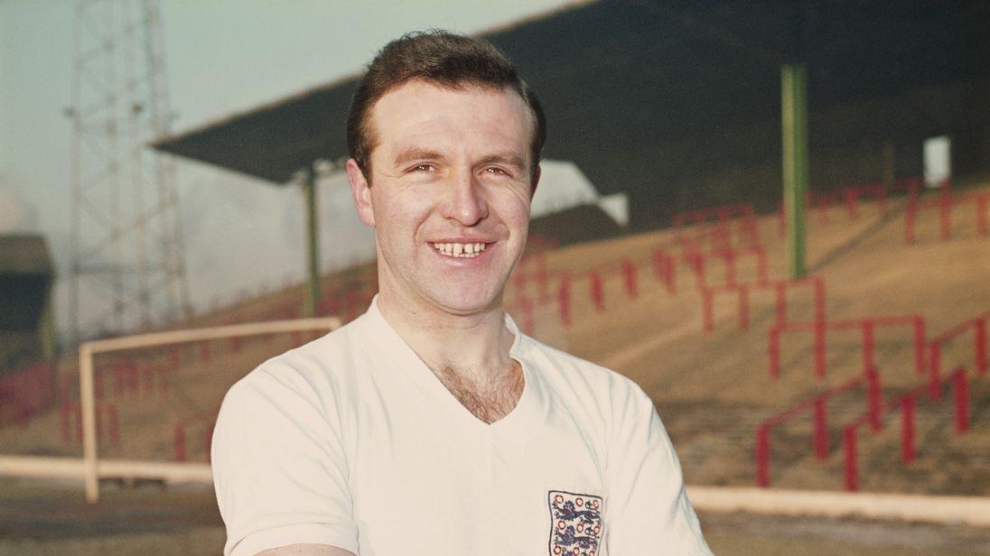 Ex-England captain Jimmy Armfield dies aged 82
