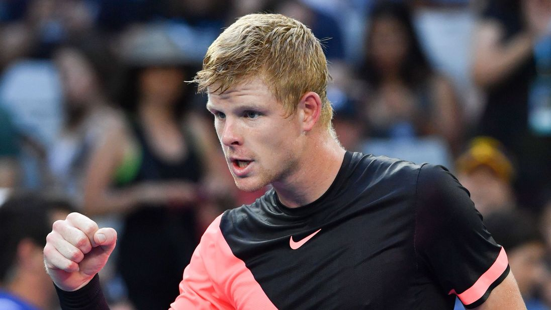 Edmund: I can win Australian Open