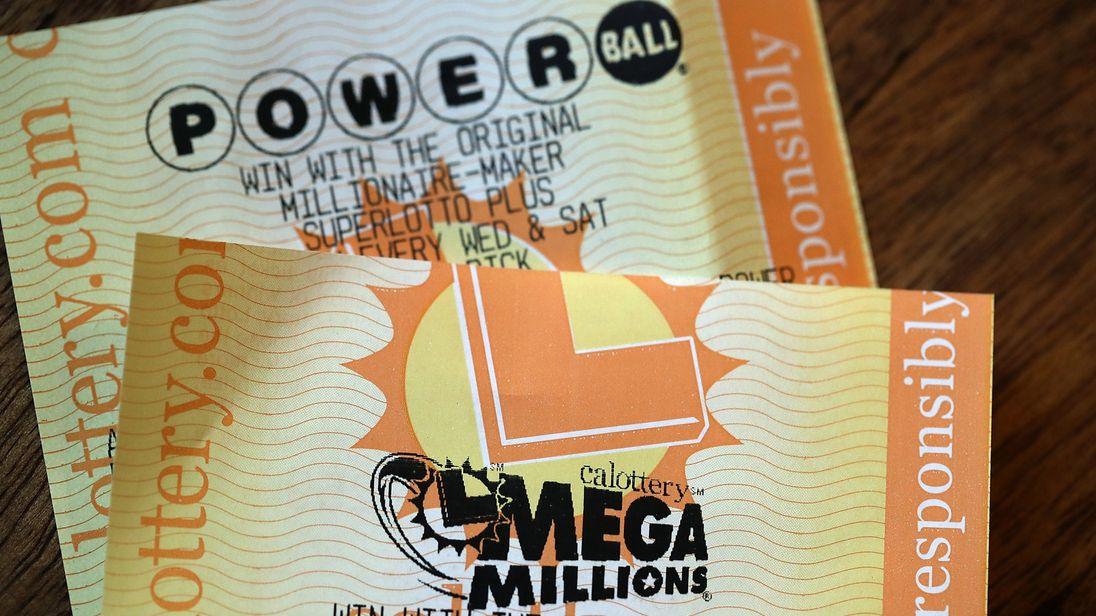 The largest Mega Millions jackpot was $656m