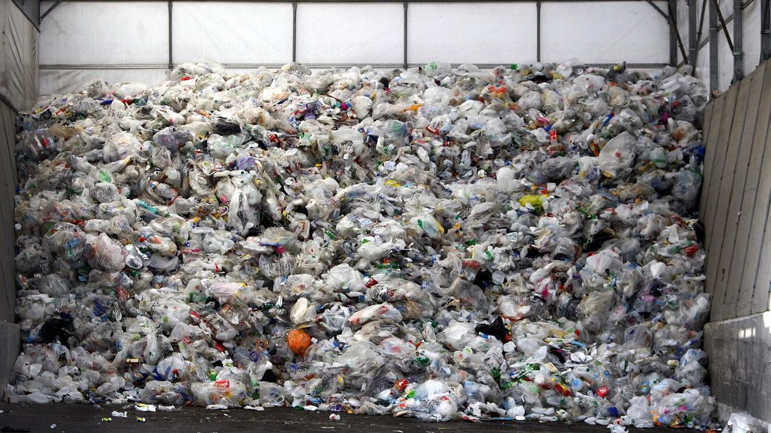 There are plans to extend the 5p levy on plastic bags to all shops
