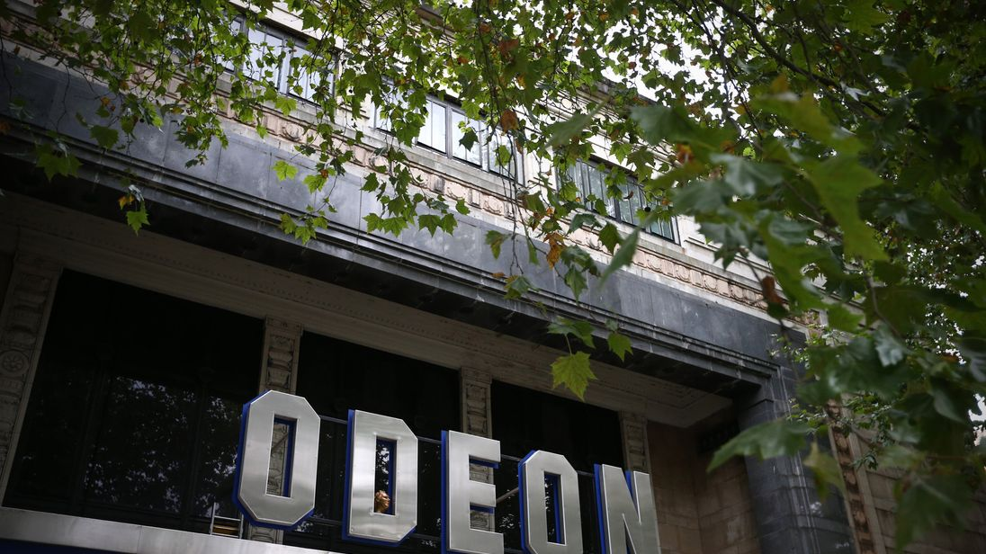 Odeon may float as early as the summer, Sky sources suggest