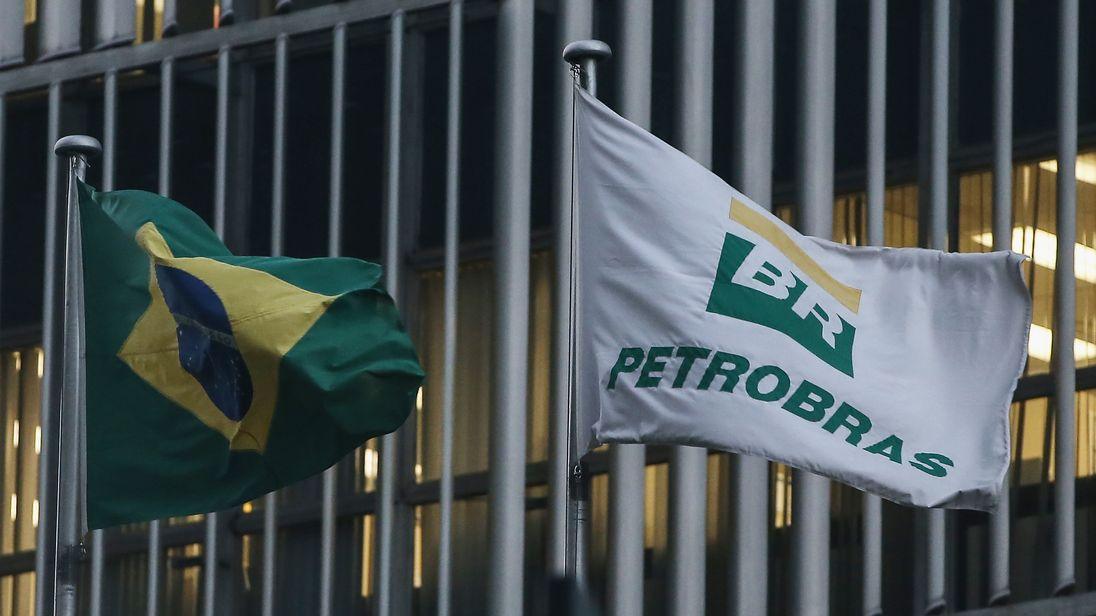 Petrobras offices in Rio de Janeiro