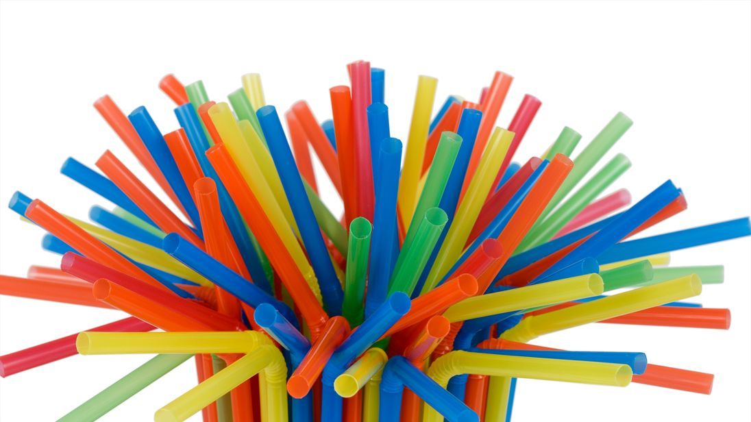 Image result for Plastic Straw