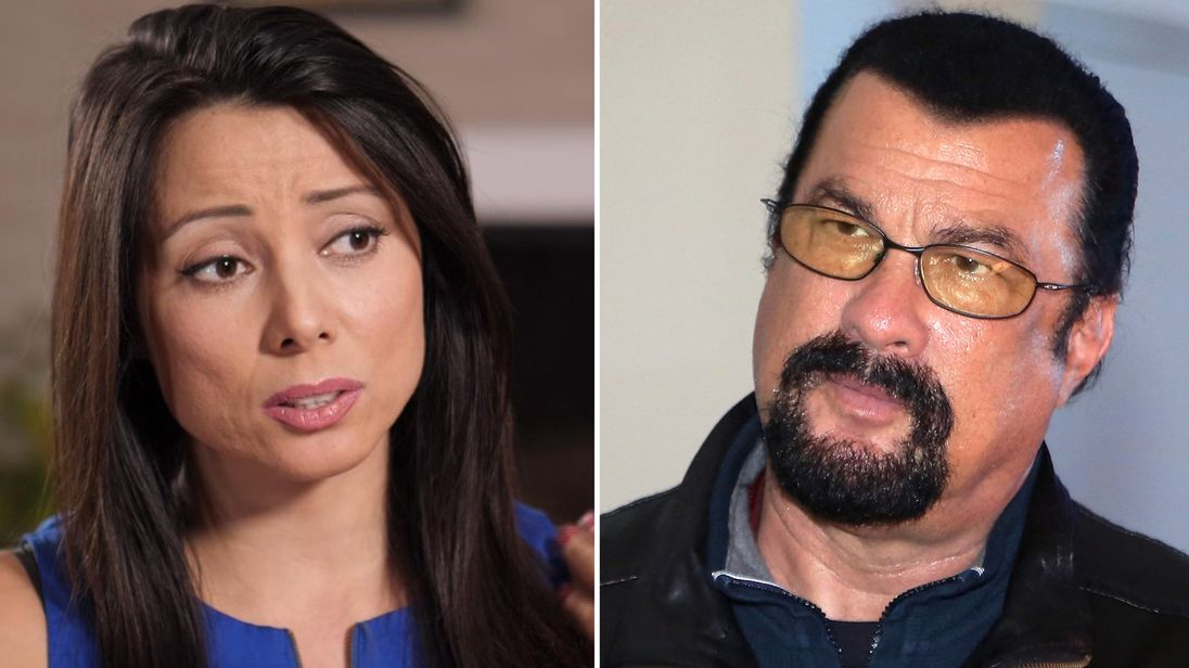 Steven Seagal denies new sexual misconduct allegations