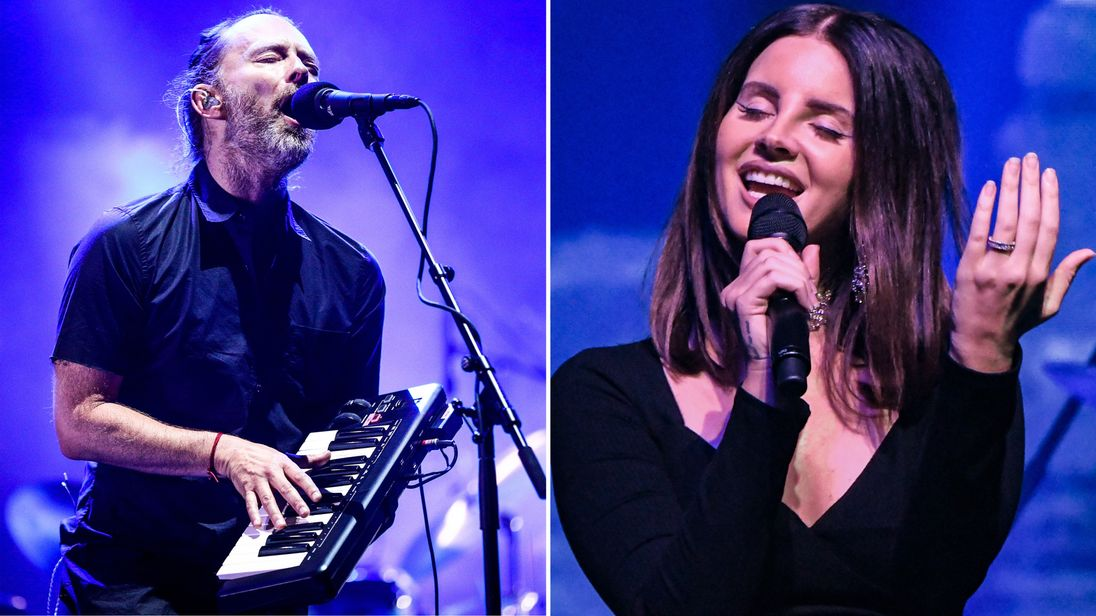 Radiohead sue Lana Del Rey for 'copying Creep'