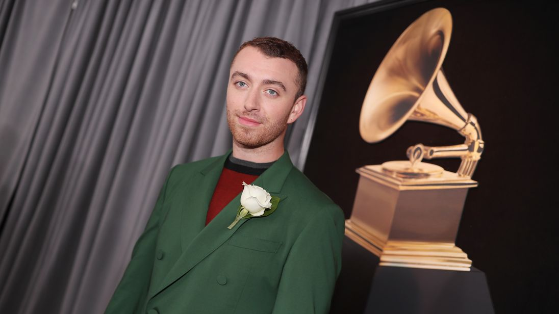 NEW YORK, NY - JANUARY 28: Recording artist Sam Smith attends the 60th Annual GRAMMY Awards at Madison Square Garden on January 28, 2018 in New York City. (Photo by Christopher Polk/Getty Images for NARAS)