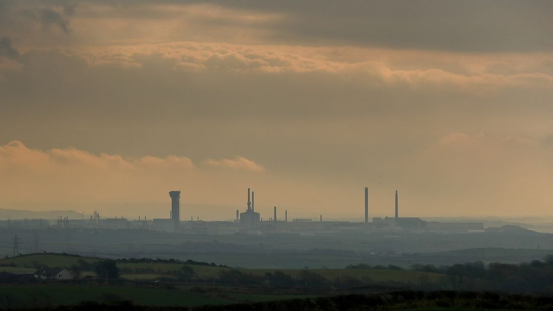on February 15, 2017 in Whitehaven, England. The Copeland by-election was triggered by the resignation of Labour MP Jamie Reed last December to take a post at the nearby Sellafield nuclear power plant. The seat has been a Labour stronghold for decades but will see fierce competition from the conservaties and UKIP.