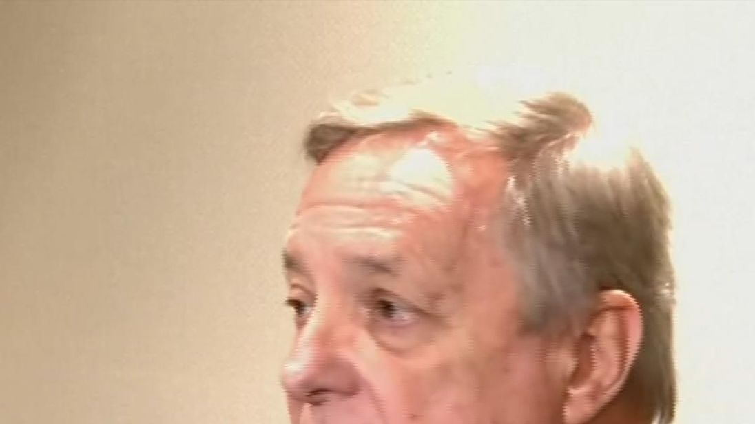 President Trump Says Durbin 'Totally Misrepresented' What Was Said During Meeting