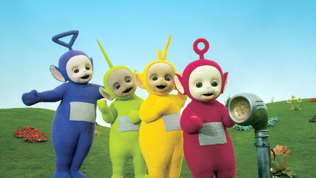 'Teletubbies' Tinky Winky Actor Reportedly Found Frozen to Death on Street