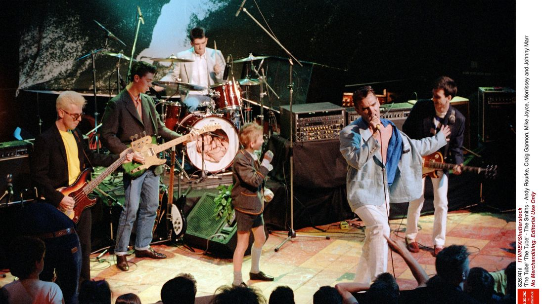 Former Smiths Members Reunite for Orchestral Concerts