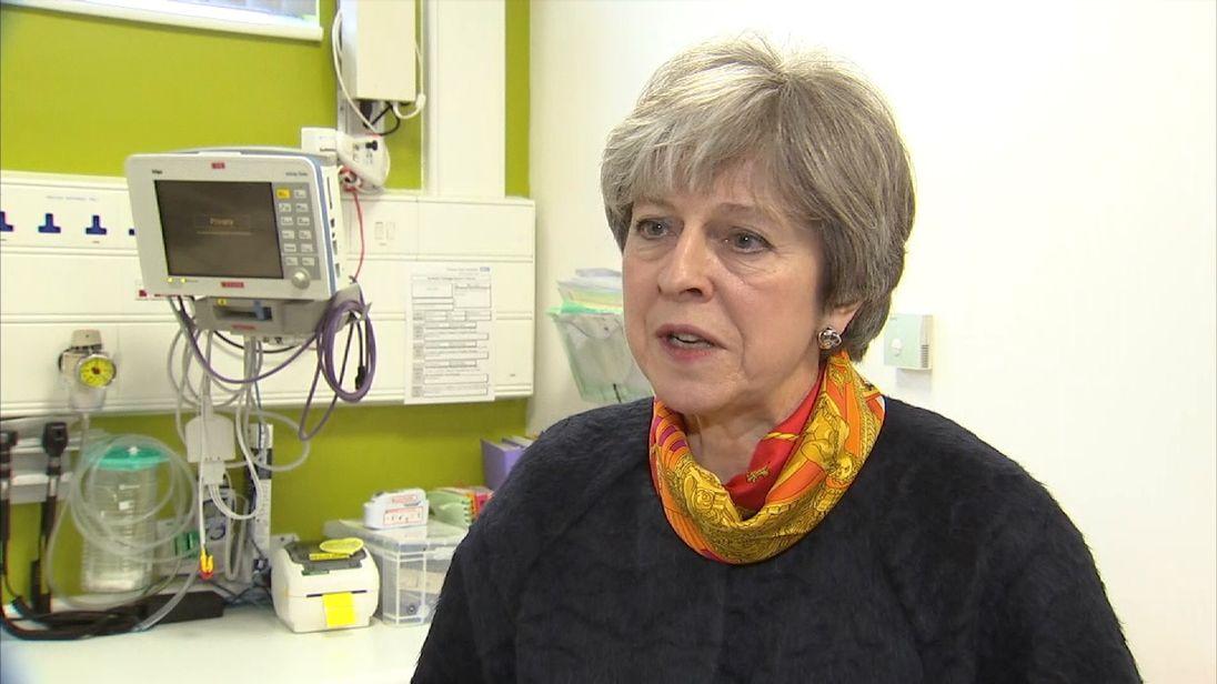 Soaring number of NHS hospital trusts declare 'black alert'