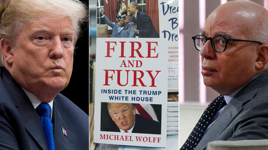 Trump and Wolff
