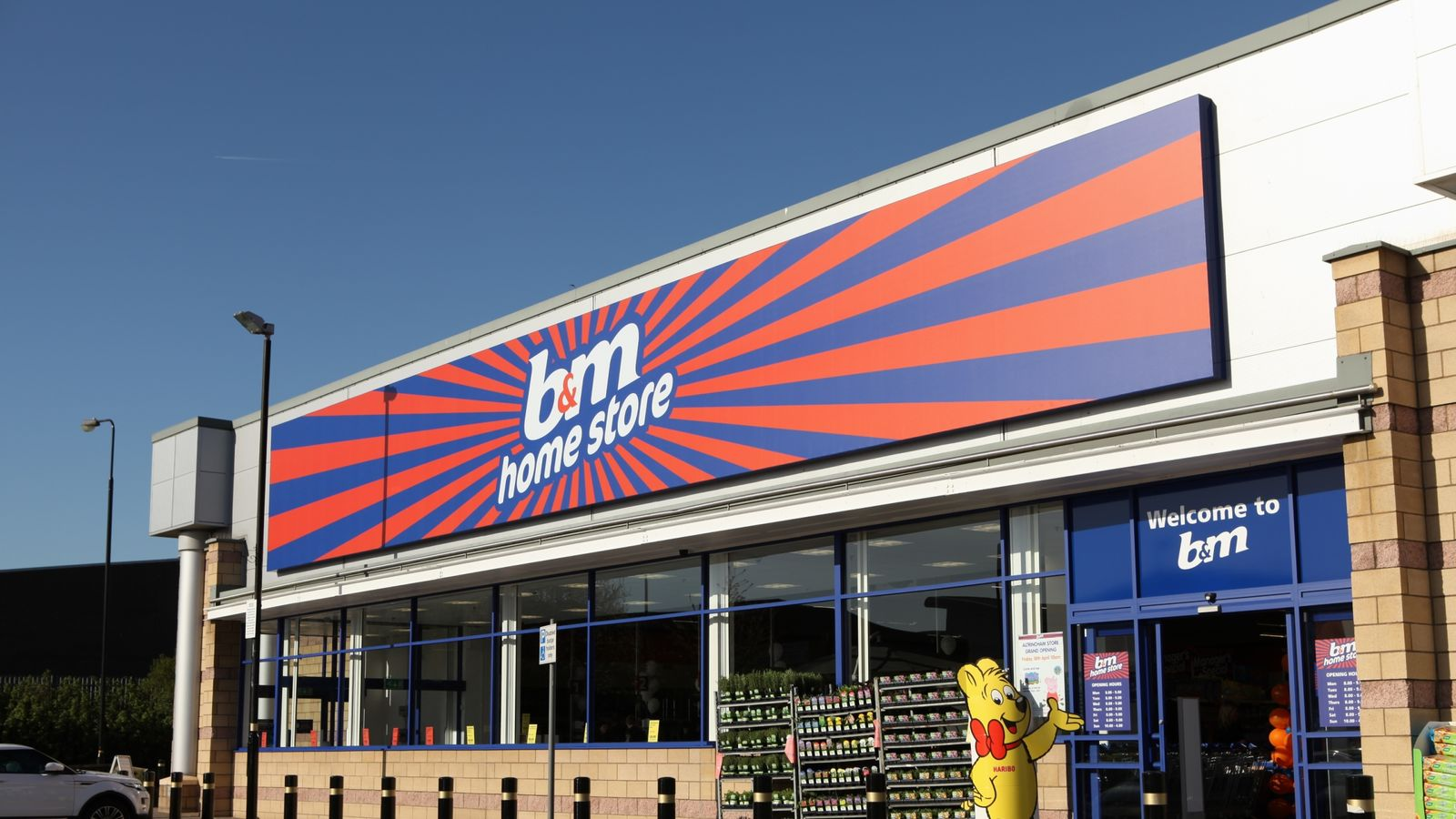 B&M to open dozens of new shops as other chains struggle