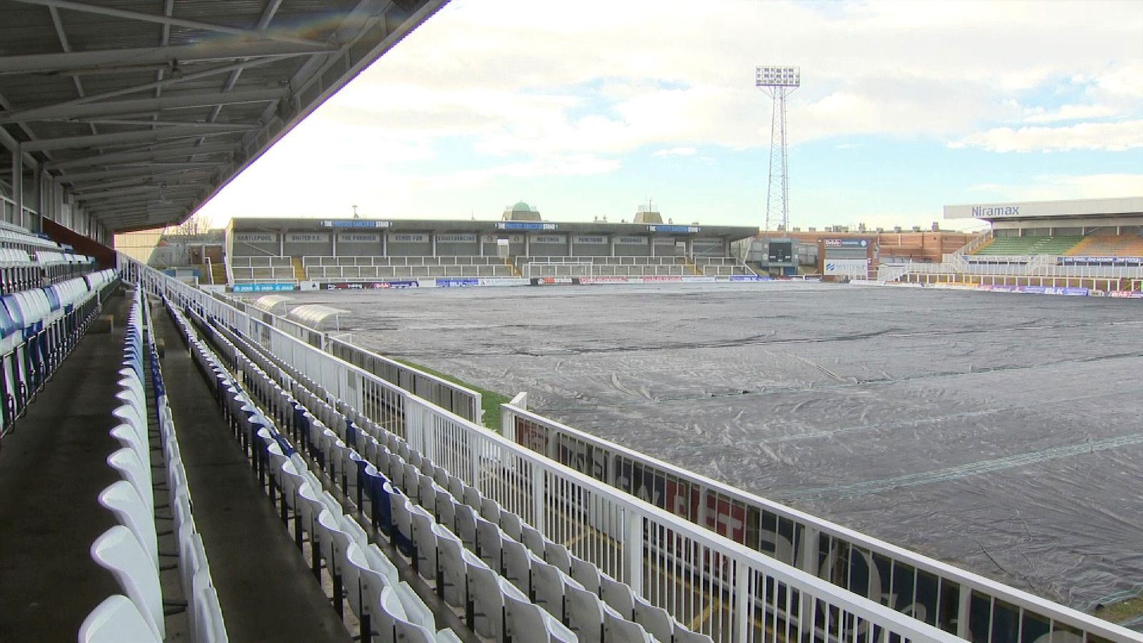 Fight to save Hartlepool United