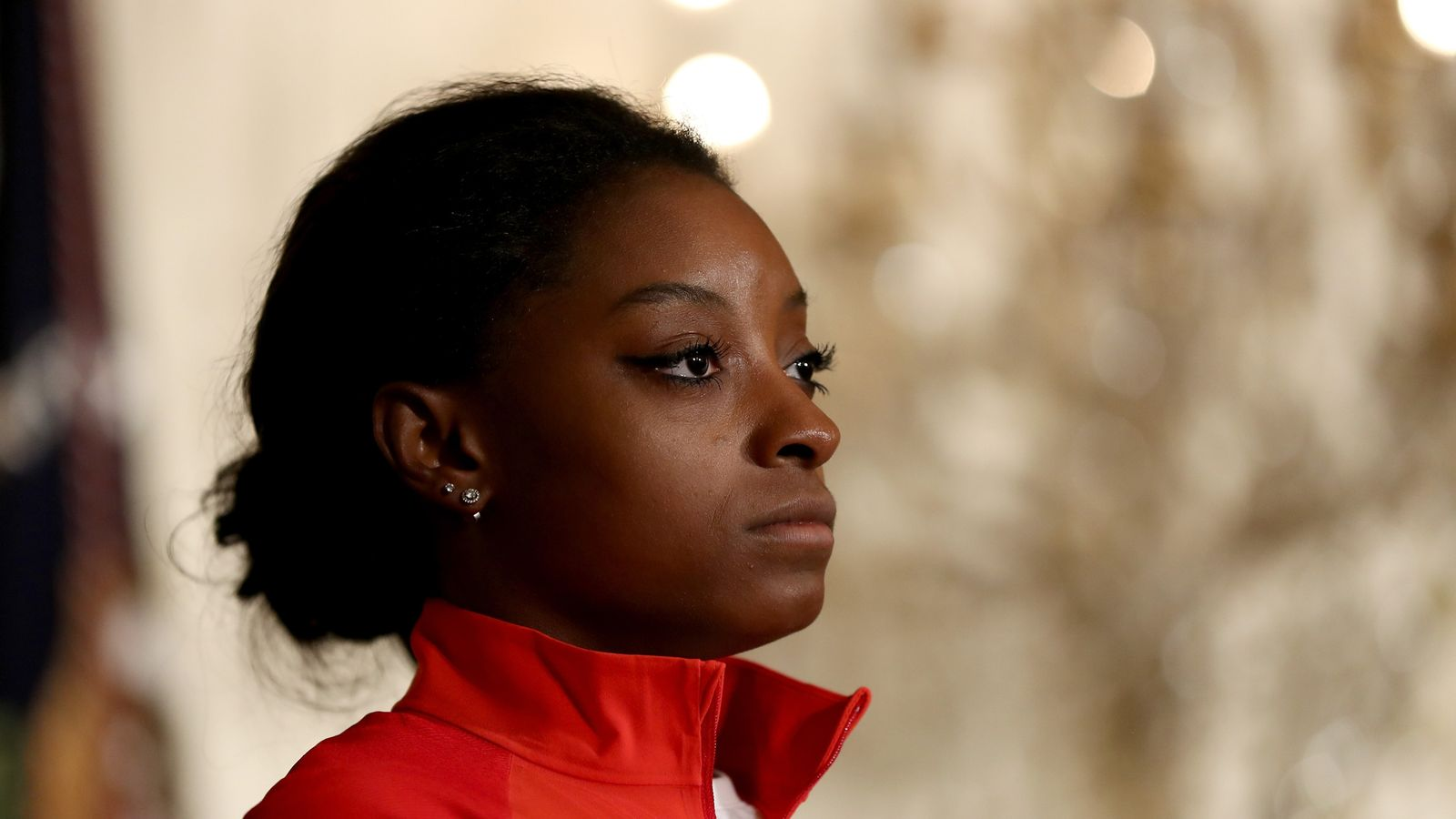 Biles: I was abused by US team doctor