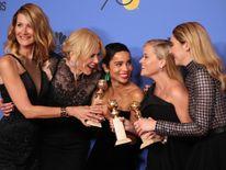 Laura Dern, Nicole Kidman, Zoe Kravitz, Reese Witherspoon and Shailene Woodley