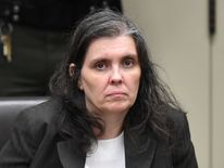 Louise Turpin appears in court for her arraignment in Riverside, California