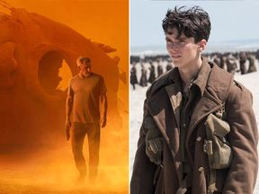 Blade Runner and Dunkirk