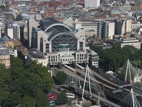 Charing Cross station will stay shut until further notice