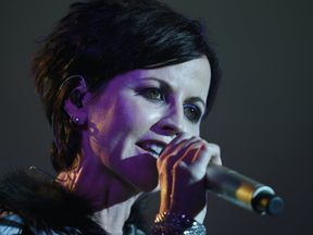 Cranberries lead singer Dolores O'Riordan dies aged 46