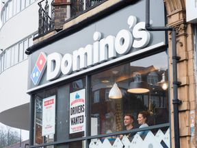 Domino's now has more than 1,000 UK stores