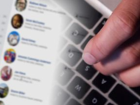 Many support groups on Facebook say they are anonymous but their members' details can be seen, reports Joe Tidy
