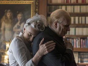 Gary Oldman and Kristen Scott Thomas in Churchill biopic Darkest Hour