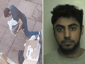 Randhawa intended to kill his parents with explosives. Pic: NCA