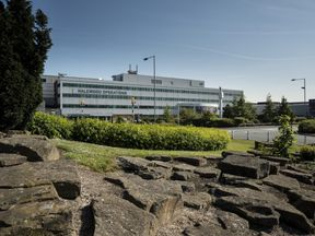 Jaguar land Rover employs more than 4,000 staff at its Halewood plant. Pic: JLR
