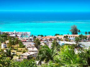 Montego Bay in Jamaica is a hotspot for tourists
