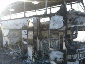 Bus fire kills 52 Uzbeks travelling in Kazakhstan