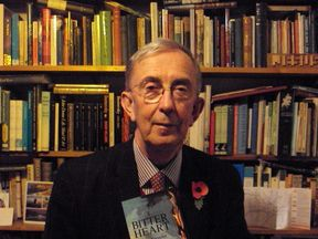 Peter Farquhar was a retired part-time English lecturer. Pic: Remembering Peter Farquhar/Facebook