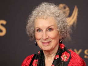 The Handmaid's Tale author Margaret Atwood