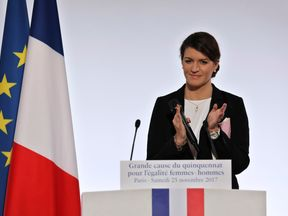 Equalitysecretary Marlene Schiappa is expected to support the proposal