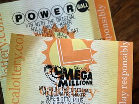 The largest Mega Millions jackpot was $656m