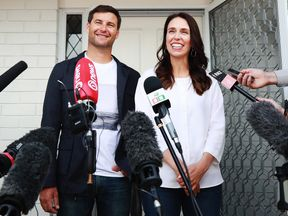 Jacinda Ardern and her partner Clarke Gayford are expecting their first child in June 2018. Deputy Prime Minister Winston Peters will take on Prime Ministerial duties for six weeks after the baby is born.