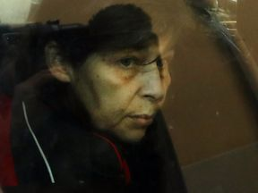 Patricia Dagorn is accused of killing two men for their money