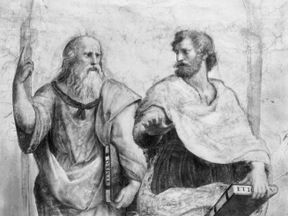 Contrary to Home Office belief, Plato is not widely regarded as a humanist philosopher