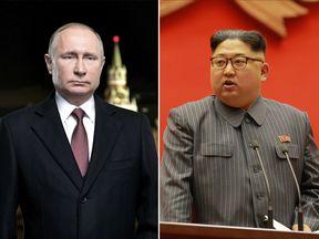 Vladimir Putin said Kim Jong Un had 'won this round' with Donald Trump