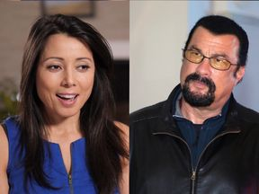Rachel Grant claims Steven Seagal assaulted her in 2002