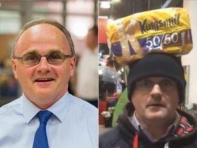 Barry McElduff two way
