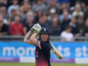 Cricketer Ben Stokes is expected to join the England team next month