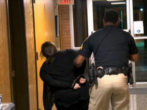teacher arrest