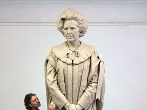 Westminster councillors said the statue did not reflect Lady Thatcher's role as Prime Minister